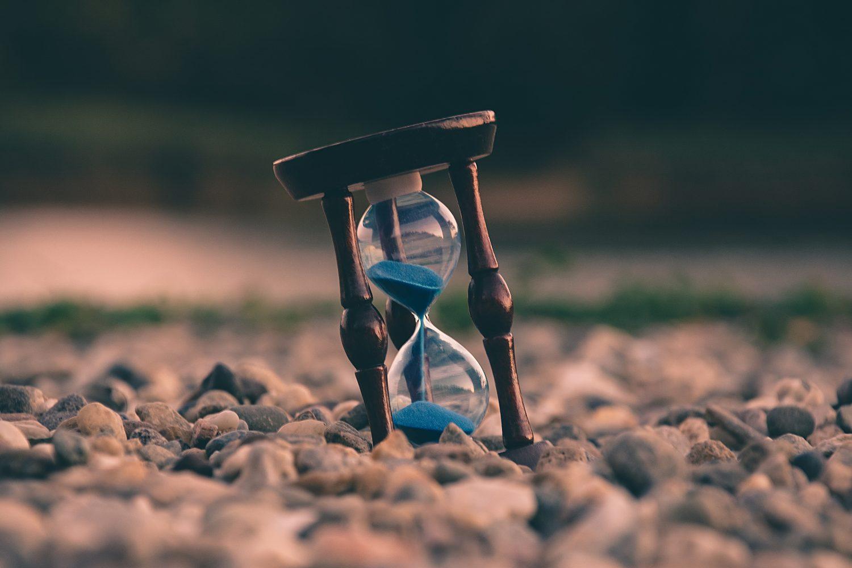 Zeit ist das neue Geld